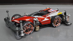 THUNDER BOOMERANG GT-3 (Super-2 Chassis)