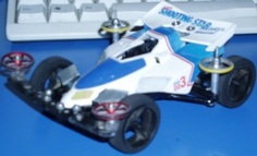 #streetmini4wd Dash-003 Neo Shooting Star (2005)