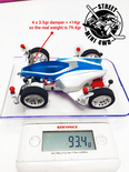 #streetmini4wd Super Dyna Hawk on SXX chassis and thermoformed body! Tech part