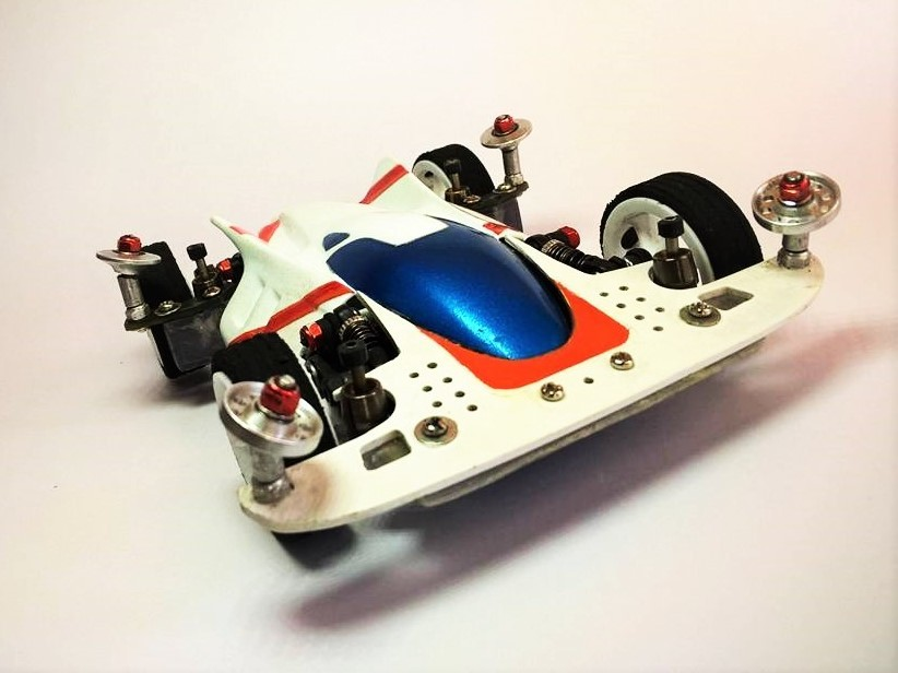 Horizon Boundless #mini4wdsport