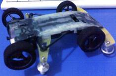 #streetmini4wd Big Bang Ghost on Type 5 Chassis (2009) #1