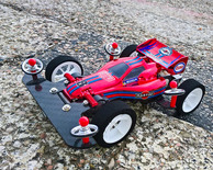 Astute Jr Martini Racing #mini4wdsport #1
