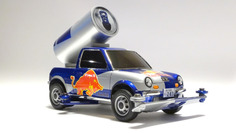 Be-1 RedBull Sampling Campaign Car #2