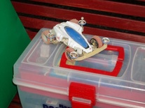 #streetmini4wd Super Shooting Star on Type 2 (2006) #2