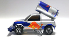 Be-1 RedBull Sampling Campaign Car #3